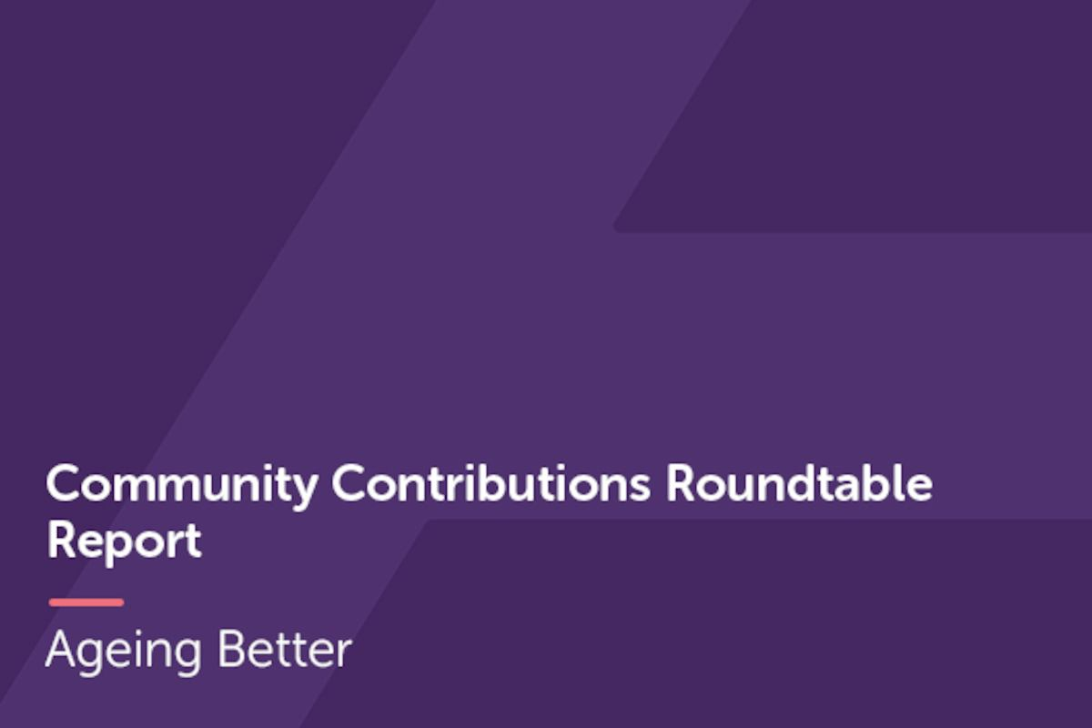 Community Contributions Round table
