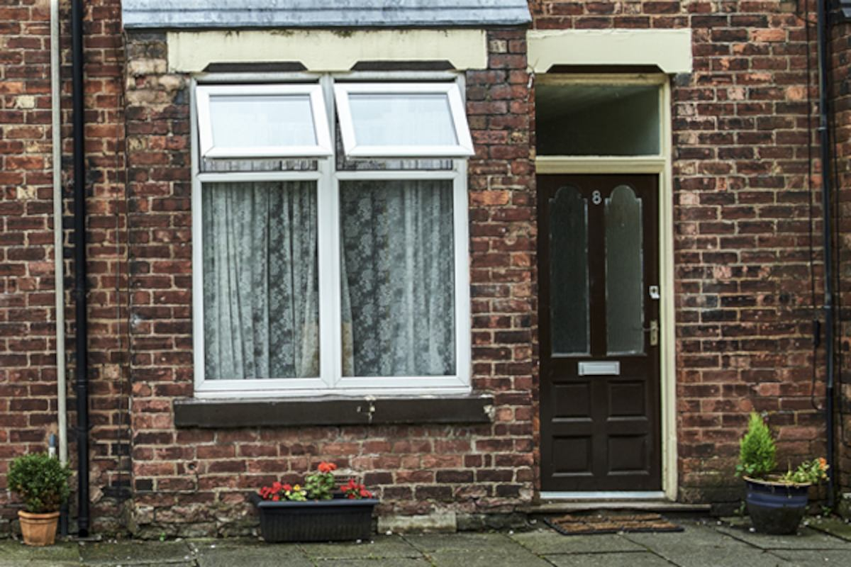 Terraced house, Bickershaw - Greater Manchester
