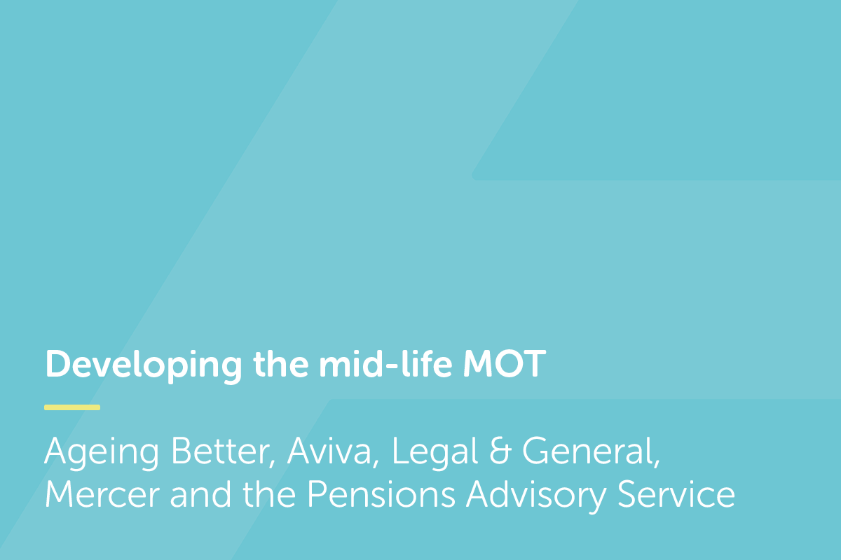 Developing mid-life MOT