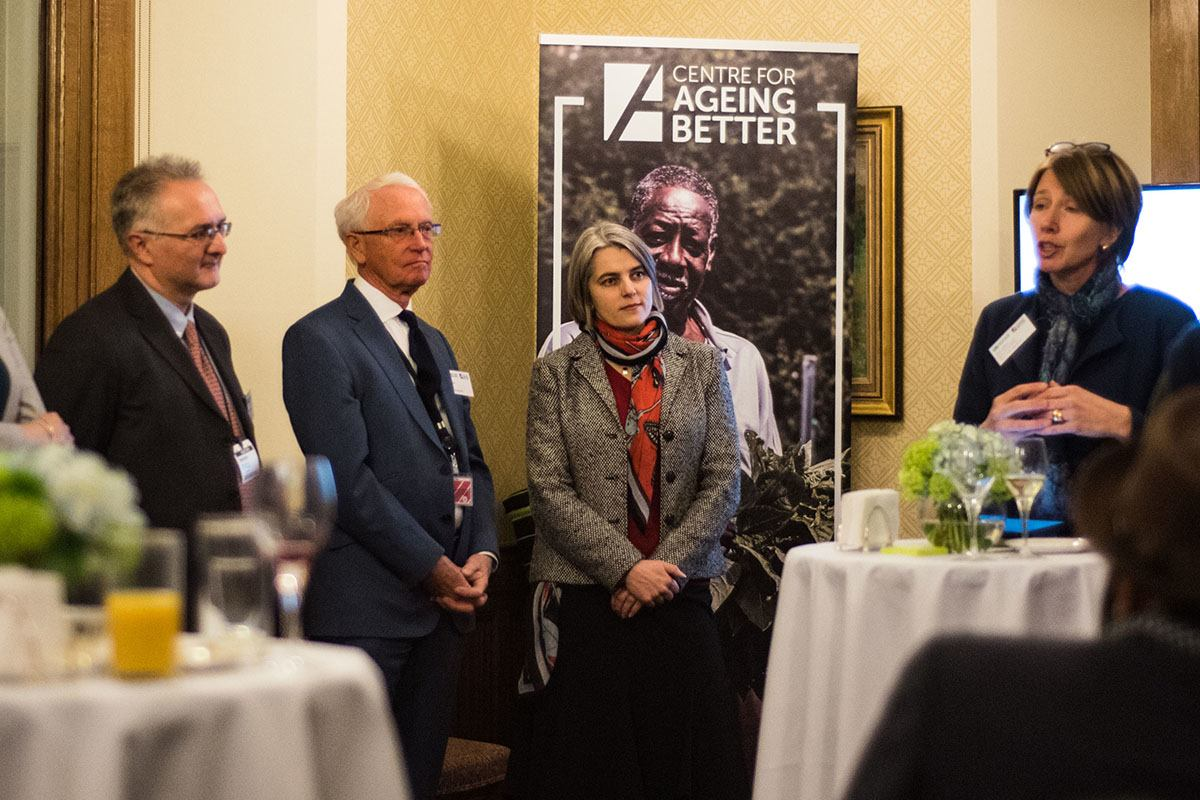 Centre for Ageing Better at the House Of Lords