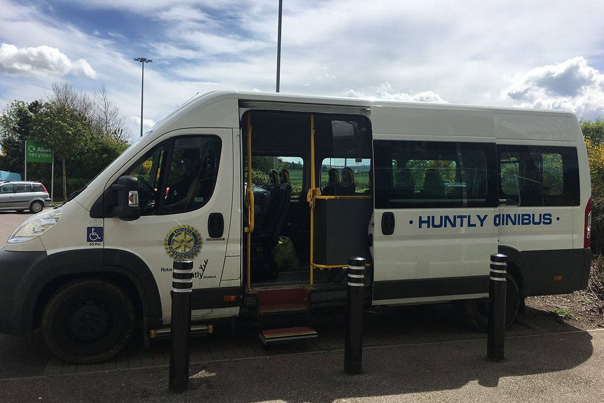 Huntly Bus Service