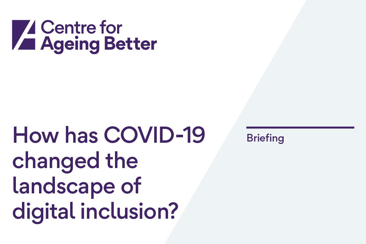 How has COVID-19 changed the landscape of  digital inclusion?