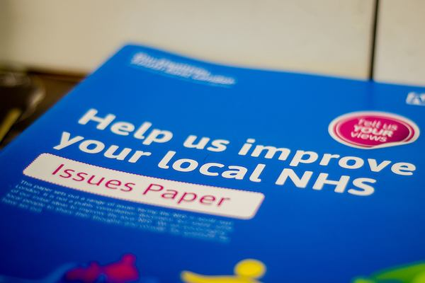 Programme Development Manager for Healthy Ageing image: Help us improver your local NHS brochure.