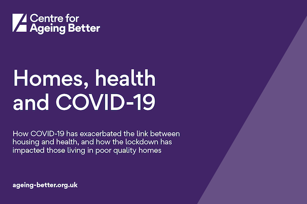 Homes, health and COVID-19: Infographics