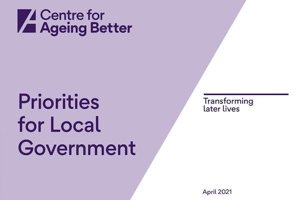 Priorities for Local Government